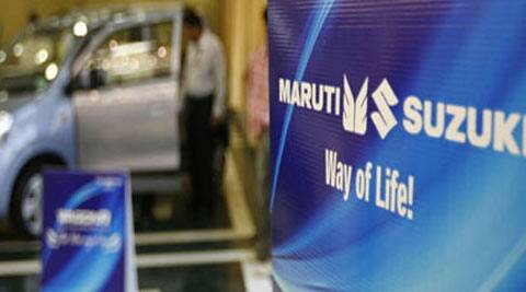Maruti Suzuki Q4 net profit declines 35.5 pct at Rs 800 crore