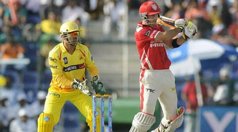 Maxwell carried forward his form from the World T20 on the IPL. (PTI/BCCI)