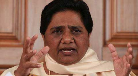 Mayawati is slated to address a rally in Varanasi Friday, a day before campaigning ends for the last phase.  (Photo: PTI)