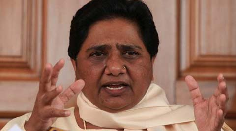 Attacking the Congress, Mayawati alleged that it was due to its wrong policies that inflation and unemployment were increasing. (PTI)