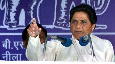 Mayawati demanded that the forces should be deployed especially in Yadav dominated feudal areas.