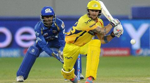 Brendon McCullum anchored his side home in fine fashion (Photo: BCCI/IPL)