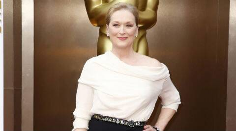 Meryl Streep: The only reason I have a career at 64 is that I've had hits later in life. (Reuters)