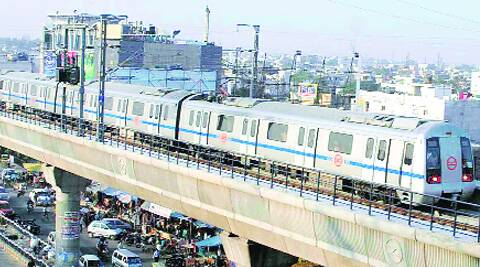 The Mandi House-Central Secretariat stretch, built under Metro Phase-III, is expected to reduce congestion at Rajiv Chowk Metro station. (Archive)