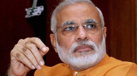 "Modi said there would be no change in the ""no-first-use policy"" on nuclear weapons."