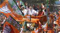 Elections 2014 LIVE: Congress moves EC over Modi's roadshow in Varanasi