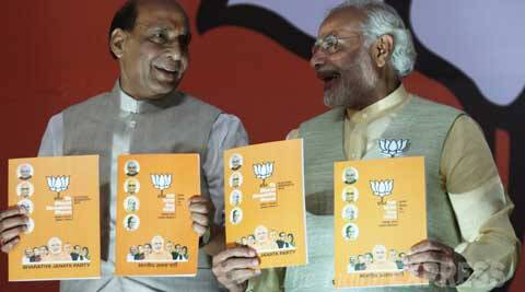 If the BJP election manifesto does not say much about what the party would do if it was in a position to govern India, its silences are sometimes very telling. Its treatment of the corruption issue is a case in point.