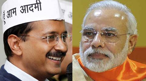Arvind Kejriwal beats Narendra Modi in Time magazine's poll of most influential people