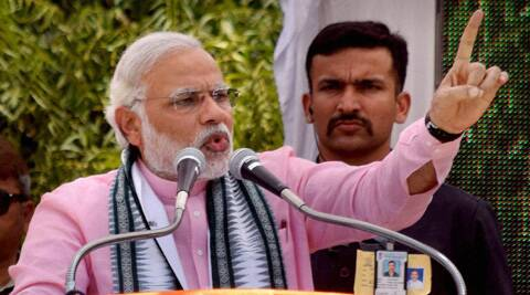 The BJP leader said that this time, 'even the CBI cannot save the UPA government in these elections.' (PTI)