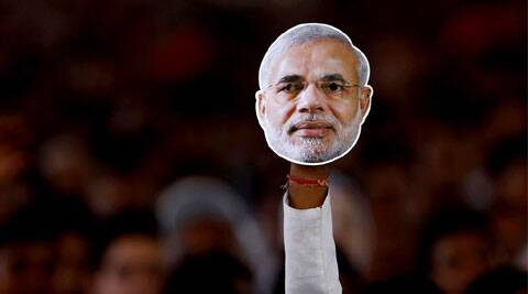 A collection of Narendra Modi Gujarati poems will be translated into English and published next month. (Reuters)