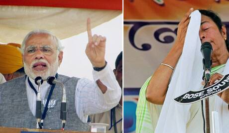 You have seen fake parivartan, now it's time to see the real parivartan, Modi said. (AP)