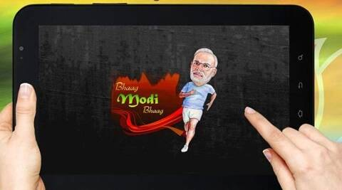 Two Bhaag Modi Bhaag games have been launched in the past couple of days.
