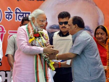 Elections 2014: Narendra Modi addresses rally in Etah
