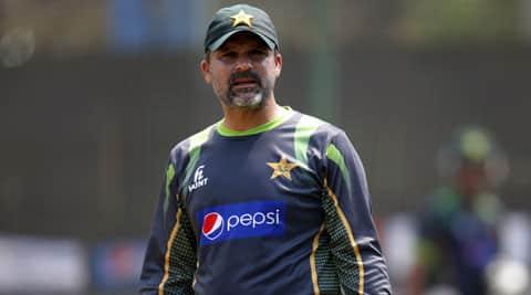 Pakistan cricket team coach Moin Khan. (AP)