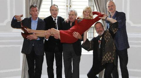 Monty Python have apparently decided to split for good. (Reuters)