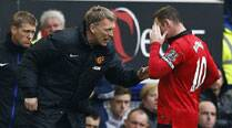 Manchester United sack David Moyes after less than a season