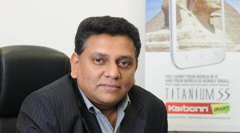 Shashin Devsare, Executive Director, Karbonn