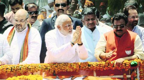 In Varanasi, Modi faces record 77 rivals