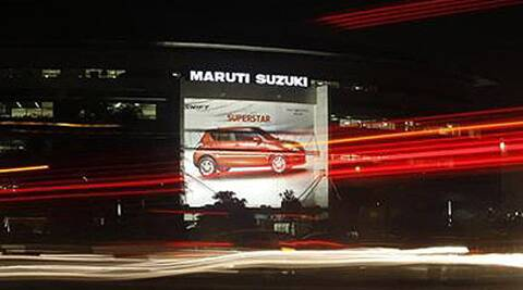 The recall is Maruti Suzuki's largest after its recall of about one lakh units of model 'A-Star'.