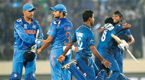 India could manage just 19 runs in the last four overs and that did not help their cause (Reuters)