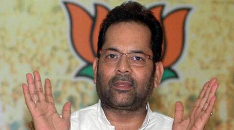 Addressing a press conference in the national capital on Friday, senior BJP leader Mukhtar Abbas Naqvi questioned the timing of the sting.