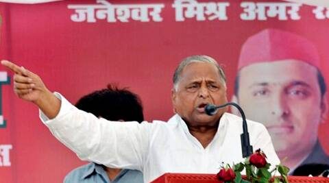 Mulayam said it would be decided after the elections as to who would be the Prime Minister in the Third Front government.