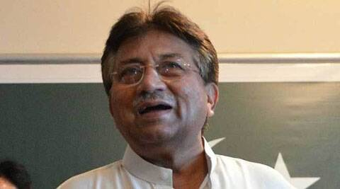 According to reports, Musharraf's convoy escaped a blast in Islamabad.