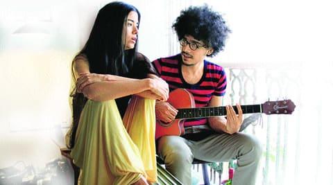Imaad Shah (right) and  Saba Azad. (Amit Chakravarty)