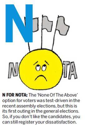 H for Har Har: A to Z of Lok Sabha elections 2014