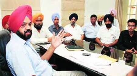 Bains lashed out against Ayali and alleged that Akalis stooped to the lowest level by fielding a namesake candidate.