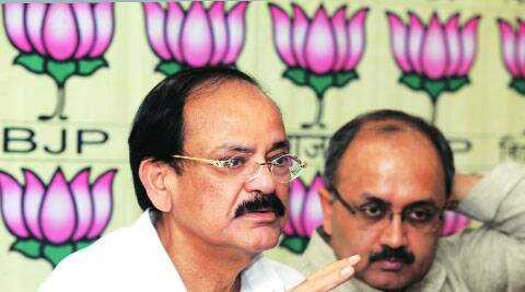 On the issue of Gorkhaland, Naidu said things will be in prespective once the party manifesto is released on Monday.
