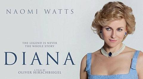 The 45-year-old actress said that she was seduced by the prospect of playing the role of Princess Diana in the movie that journeys through the last two years of her life, reported Digital Spy.  (Poster)