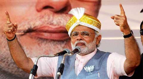 Modi said Congress would not be able to touch double figure in any of the state.