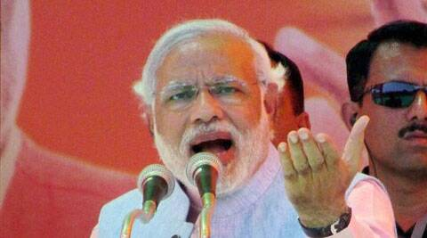 Need to change lives of poor Muslims: Narendra Modi