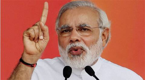 Modi, who had not called for such caution after his confidant Amit Shah was accused of stoking passions in riot-hit Muzaffarnagar, also rejected contentious comments by Giriraj Singh.
