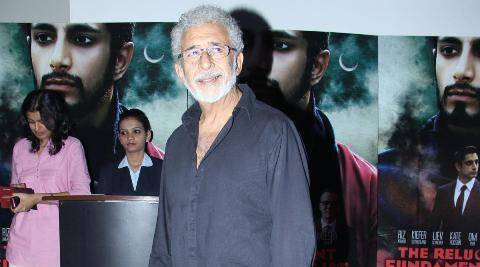 Naseeruddin Shah said until the audience demands more 'we will go on churning out the same brain-dead stuff'.