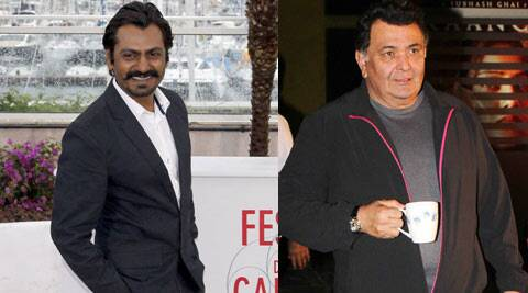 "Nawazuddin says he never said anything about Rishi Kapoor. ""It was a general observation on romantic scenes. I don't know why he took it personally. I never meant to cause any offence. I've no hesitation in apologising to Rishiji."""