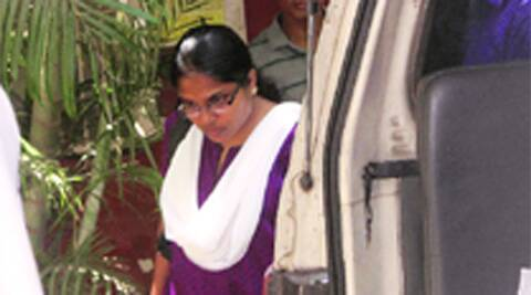 A pregnant Sheetal was granted bail in June 2013. Archive