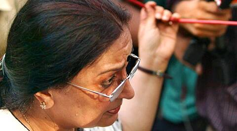 Nitish Katara's mother Neelam Katara. (Photo: PTI)