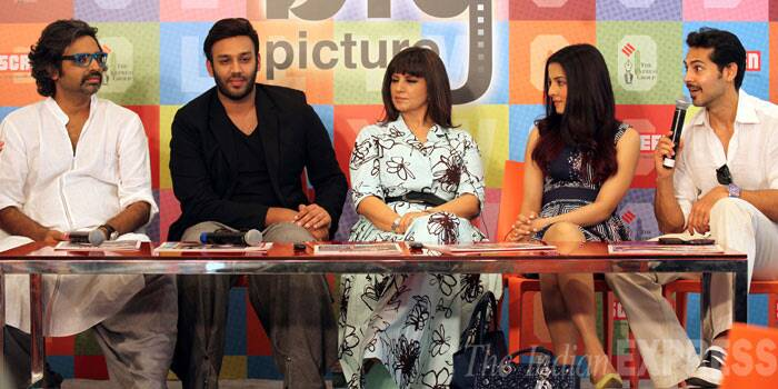 Designers Neeta Lulla and Nikhil Thampi talked about the inspiration that Bollywood provides in terms of fashion and style.