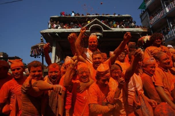 Nepal celebrates New Year