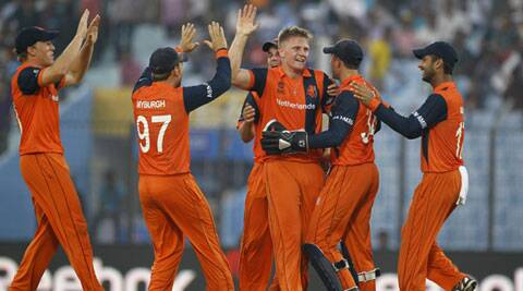 Netherlands' performance in the World T20 was a revelation for cricket fans. They beat the Irish in a thriller, then scared New Zealand, had South Africa looking very embarrassed for a while and eventually beat England. (AP)
