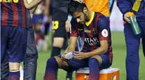 Injuries to Neymar, Jordi Alba add to Barcelona's woes