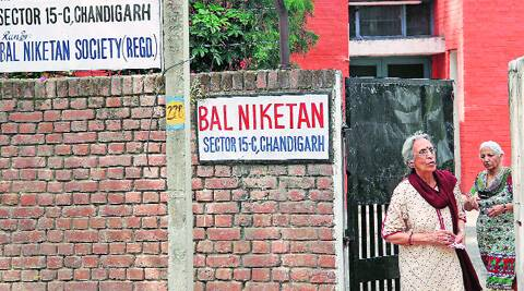 Bal Niketan residents resist UT attempt to shift them out