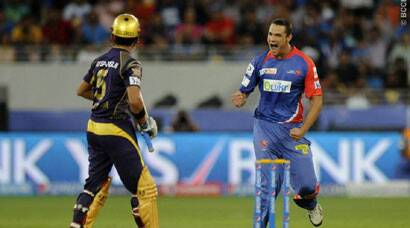 IPL 7: DD seal thrilling win over KKR