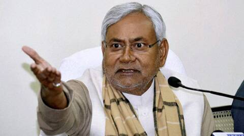 Nitish Kumar warned if the people did not strengthen his hands in the parliamentary elections.