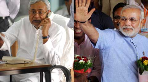 "Nitish Kumar said he has ""great expectations"" from the Modi-led government."