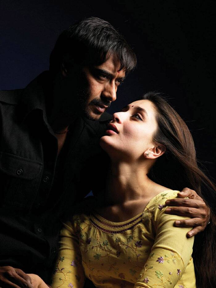 <b>Omkara (2006)</b>: Ajay Devgn gave one of his best performances in Vishal Bharadwaj's 'Omkara'. He played the titular role of Omkara Shukla in the movie which was an adaptation of Shakespeare's tragedy Othello. <br /><br /> Ajay Devgn's performance was considered to be the finest and it won him several awards and nominations including Screen Awards Best Actor and IIFA Best Actor.
