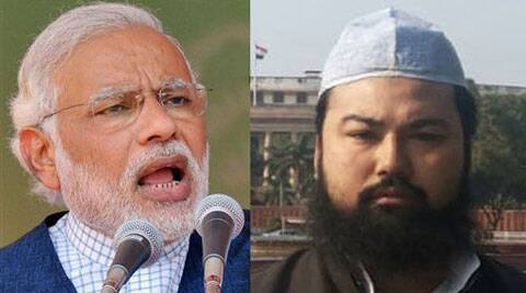 "BJP Prime Ministerial candidate Narendra Modi now has another contender for the Varanasi Lok Sabha seat --""Osama Bin Laden"". (PTI)"