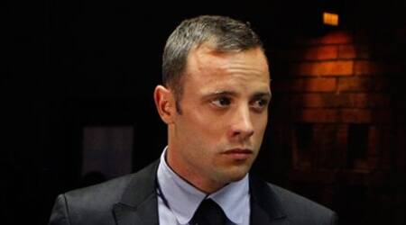 Pistorius has been charged with murdering his 29-year-old model girlfriend and faces a life sentence if convicted.